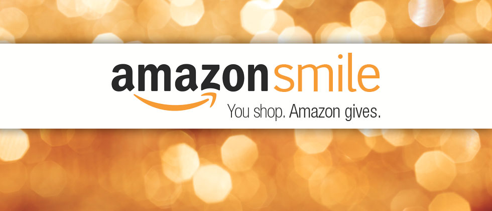 Give to The Center on Amazon Smile