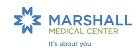 Marshall Medical Center logo