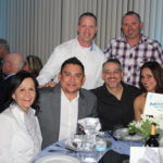 Raul Gomez Mountain F. Enterprises attends The Center for Violence-Free Relationships Winter Gala