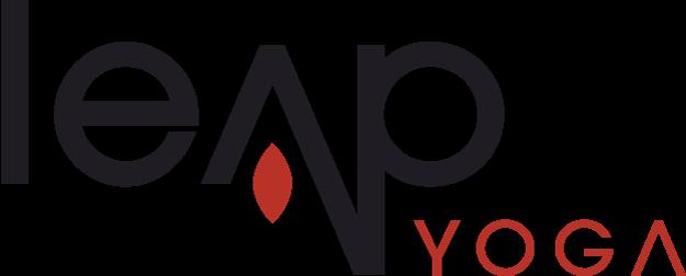 Leap Yoga Folsom logo